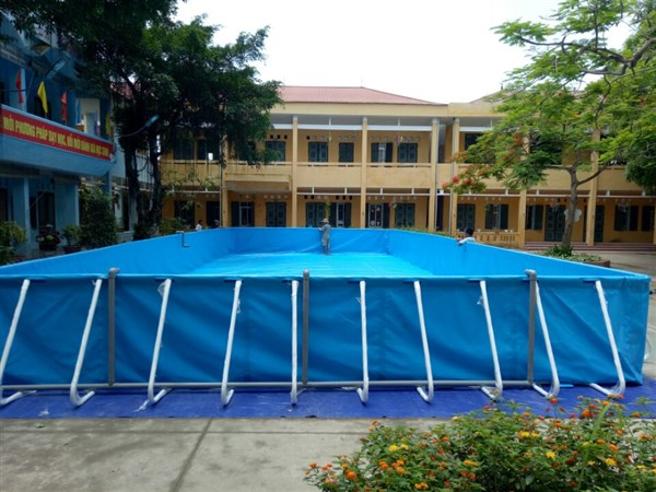Cung cấp bể bơi thông minh tại Đà Nẵng