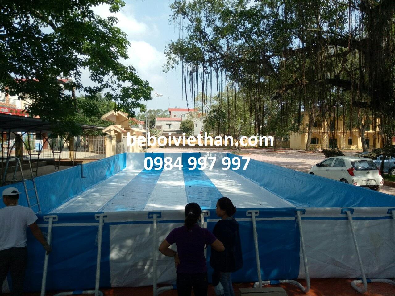 Bể bơi Việt Hàn