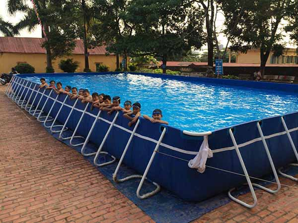 Báo giá bể bơi lắp ghép