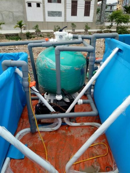 Cung cấp thiết bị bể bơi tại Hà Nội