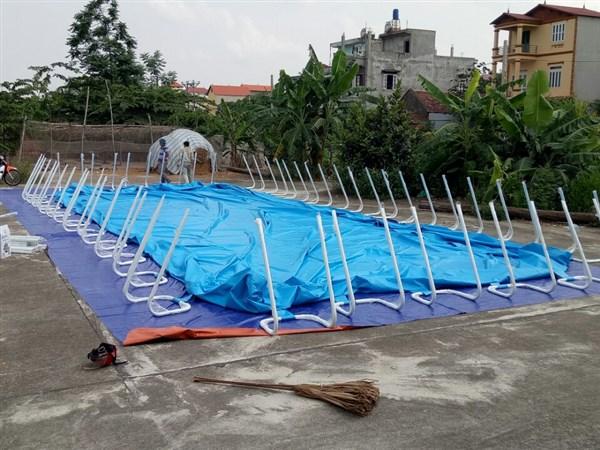 Bể bơi thông minh tại Nha Trang