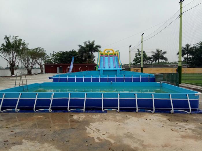 Bể bơi thông minh Việt Hàn tại Hà Nội