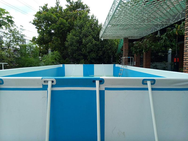 Bể bơi Việt Hàn tại Bình Phước