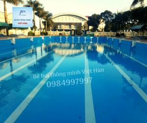 Bể bơi di động Vina Hồng Dương