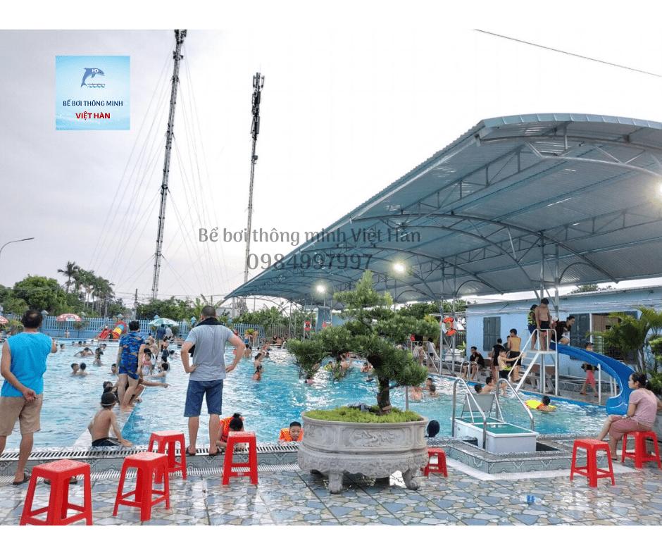 Bể bơi thông minh Việt Hàn
